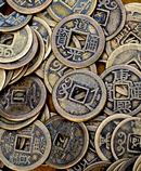 Asian coins