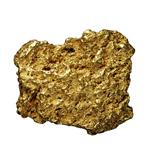 Gold Ore Nugget