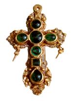 Tucker's Emerald Cross